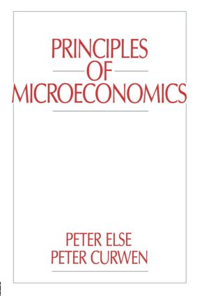 Principles of Microeconomics: 1st Edition (Paperback) book cover
