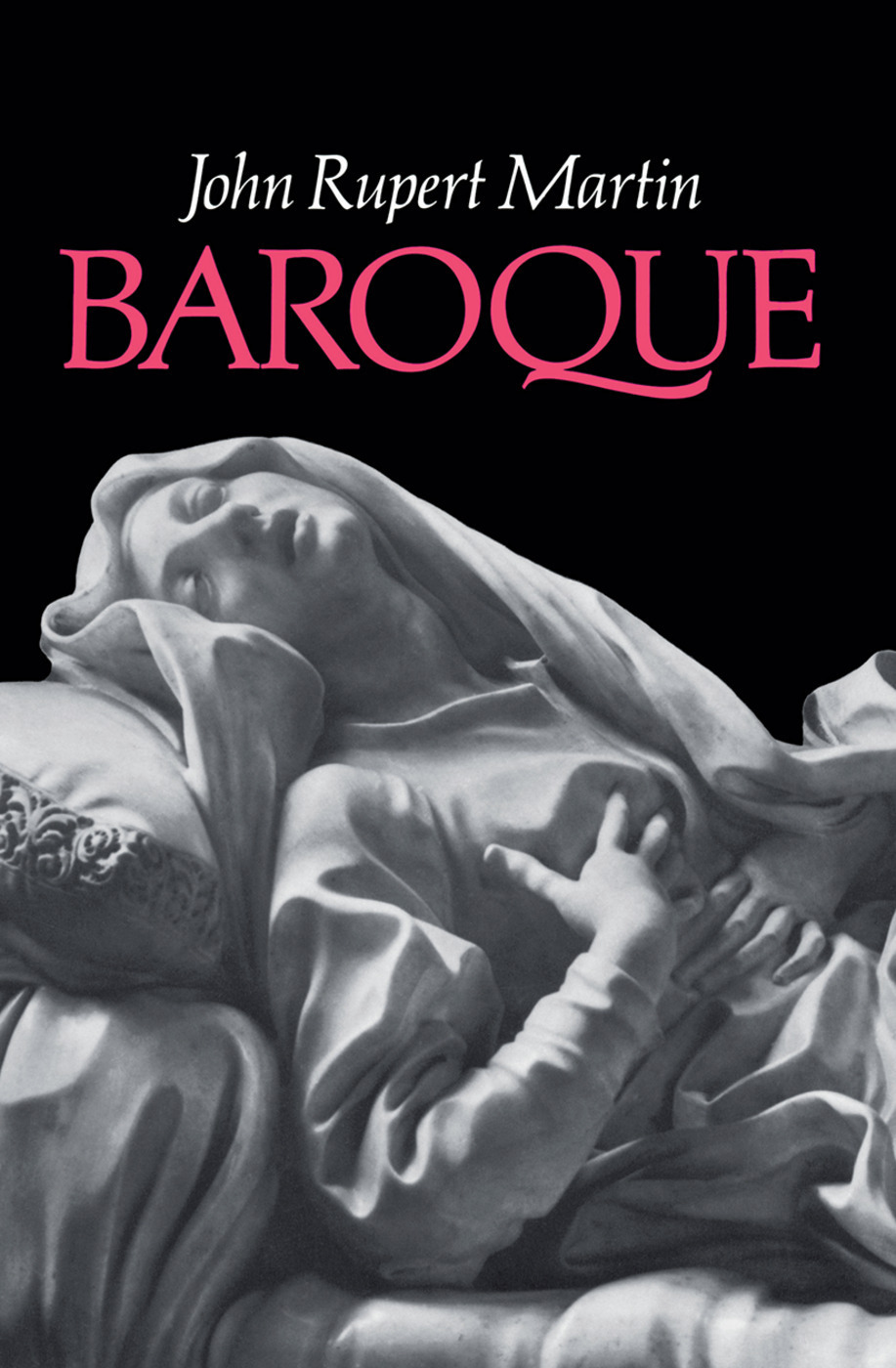 Baroque: 1st Edition (Paperback) book cover