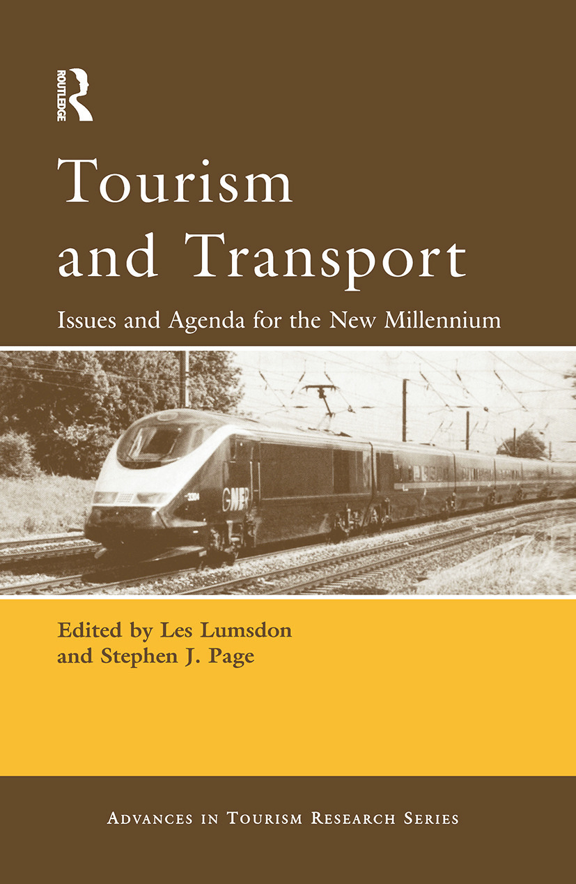 Tourism and Transport: 1st Edition (Hardback) book cover