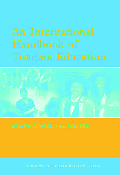 An International Handbook of Tourism Education (Hardback) book cover