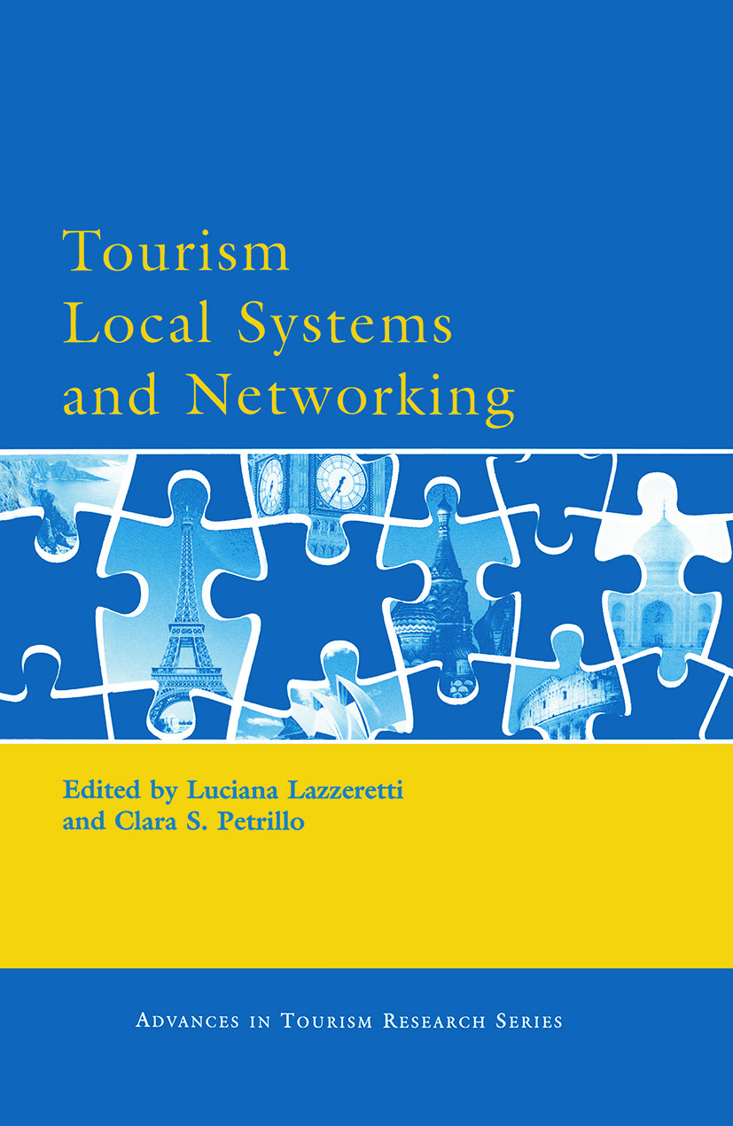 Tourism Local Systems and Networking (Hardback) book cover