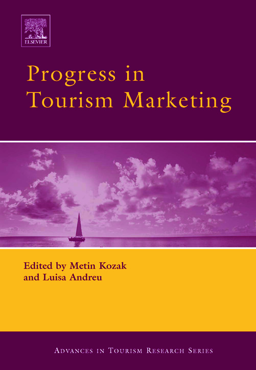 Progress in Tourism Marketing: 1st Edition (Hardback) book cover