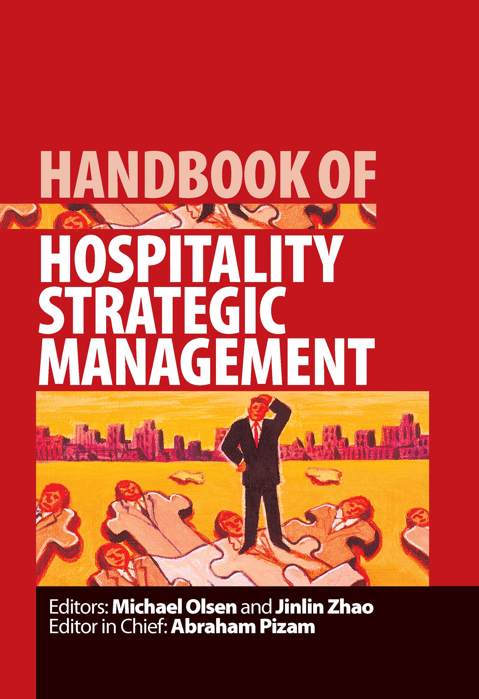 Handbook of Hospitality Strategic Management (Hardback) book cover