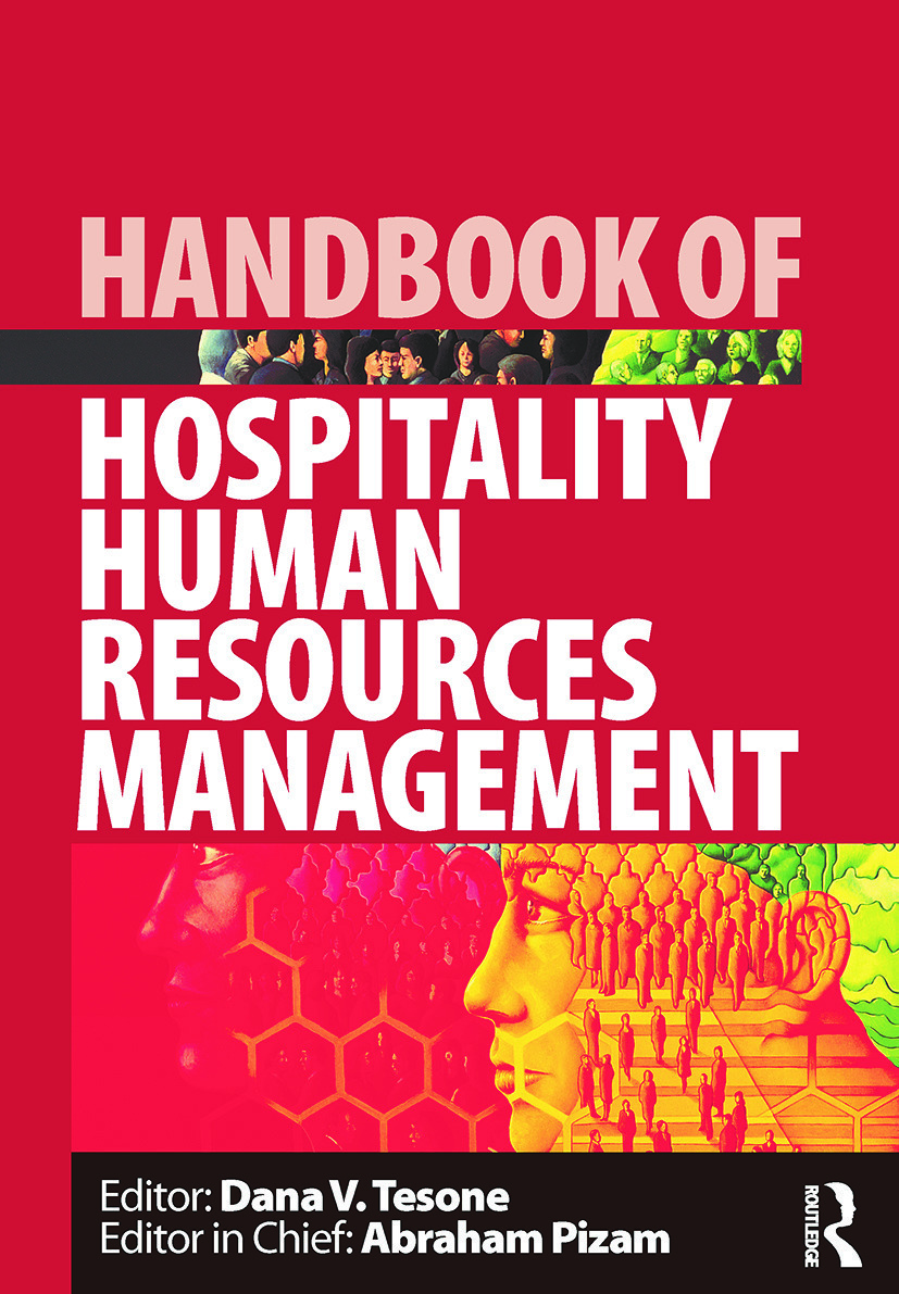 Handbook of Hospitality Human Resources Management (Hardback) book cover