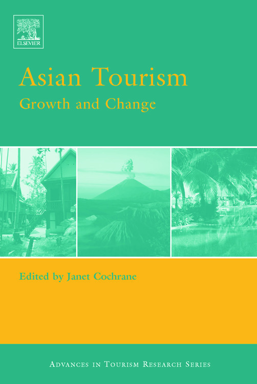 Asian Tourism: 1st Edition (Hardback) book cover