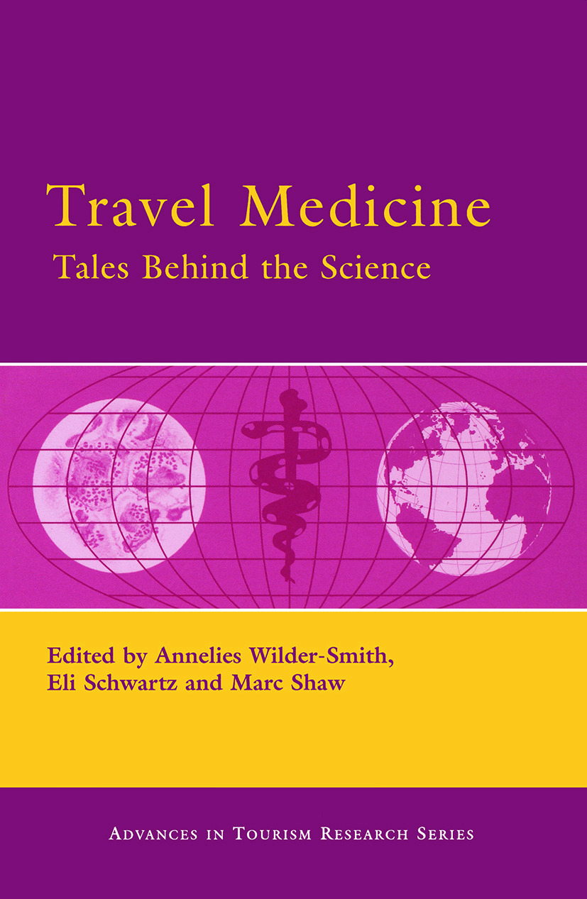 Travel Medicine: 1st Edition (Paperback) book cover