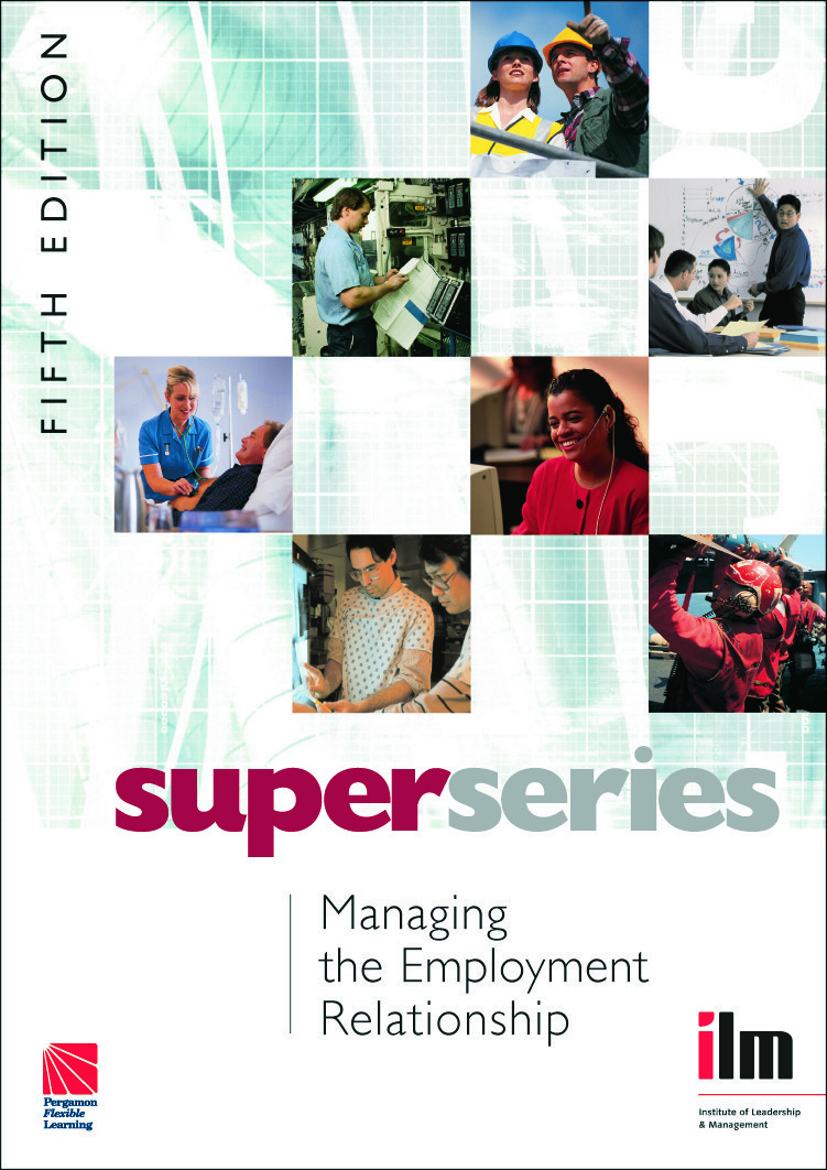 Managing the Employment Relationship book cover