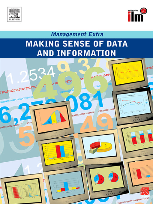 Making Sense of Data and Information: 1st Edition (Paperback) book cover