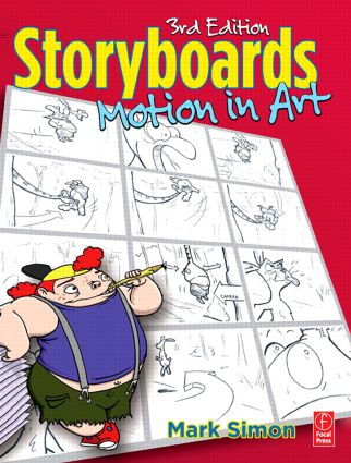 Storyboards: Motion In Art book cover