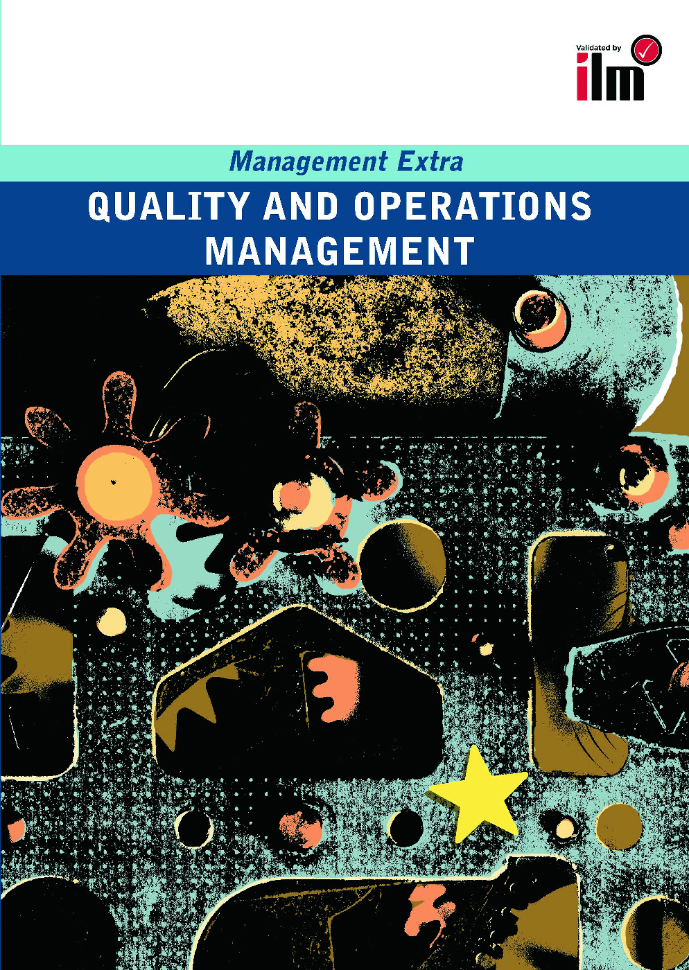Quality and Operations Management: Revised Edition, 1st Edition (Paperback) book cover