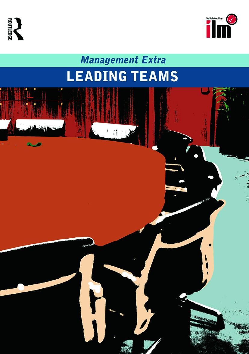 Leading Teams: Revised Edition (Paperback) book cover