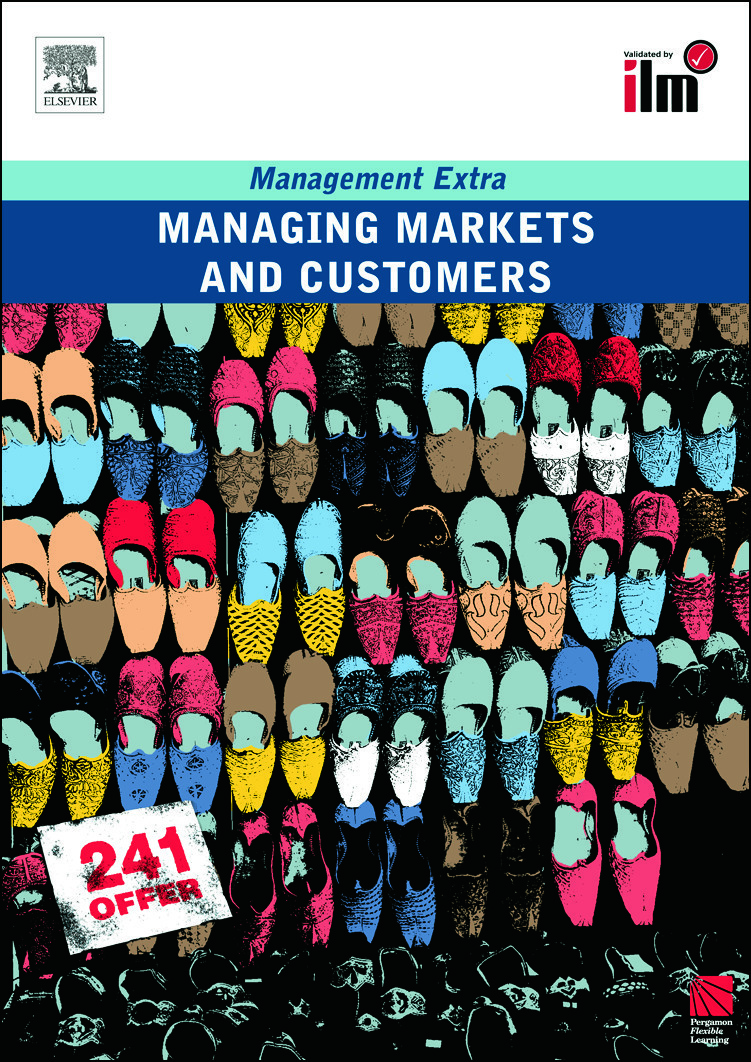 Managing Markets and Customers: Revised Edition (Paperback) book cover
