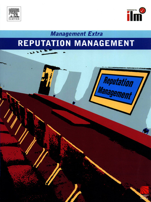 Reputation Management: Revised Edition (Paperback) book cover