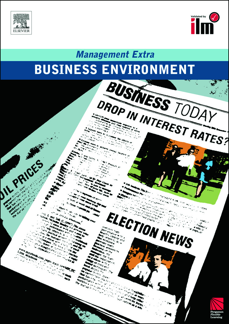 Business Environment: Revised Edition, 1st Edition (Paperback) book cover