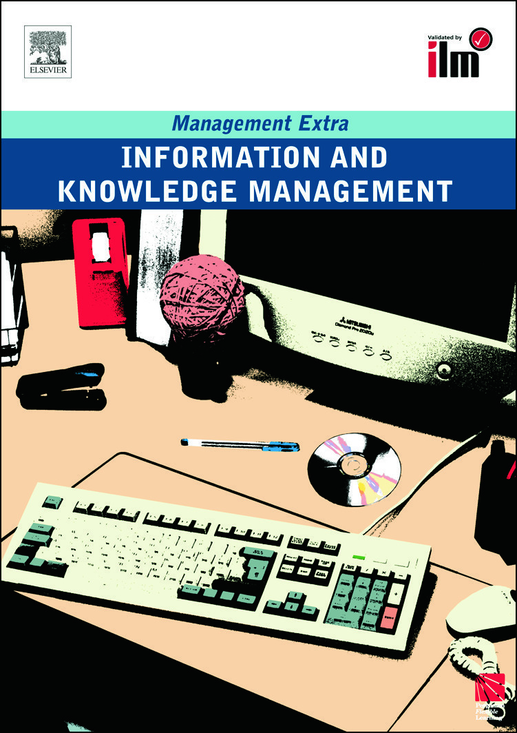 Information and Knowledge Management: Revised Edition (Paperback) book cover