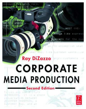 Corporate Media Production: 2nd Edition (e-Book) book cover