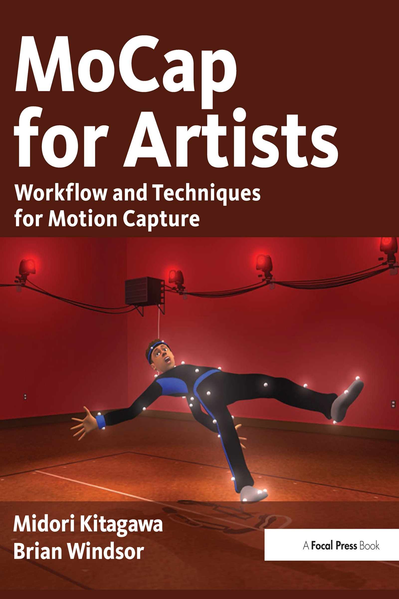 MoCap for Artists: Workflow and Techniques for Motion Capture book cover