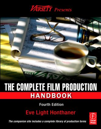 The Complete Film Production Handbook: 4th Edition (e-Book) book cover