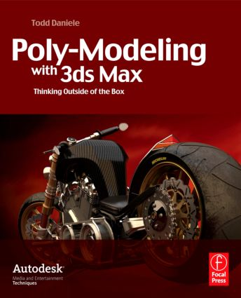Poly-Modeling with 3ds Max: Thinking Outside of the Box book cover