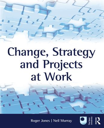 Change, Strategy and Projects at Work: 1st Edition (e-Book) book cover