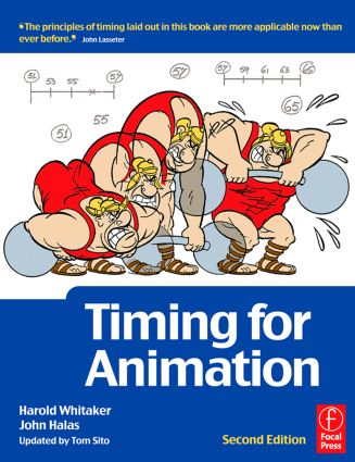 Timing for Animation: 2nd Edition (e-Book) book cover
