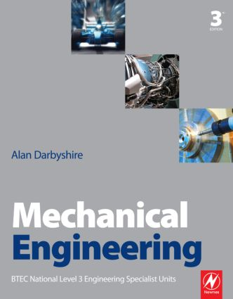 Mechanical Engineering, 3rd ed: 3rd Edition (Paperback) book cover