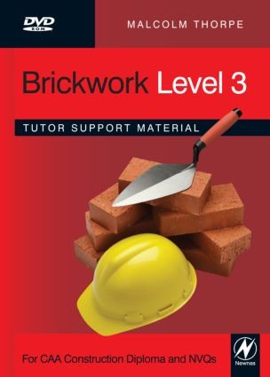 Brickwork Level 3 Tutor Support Material