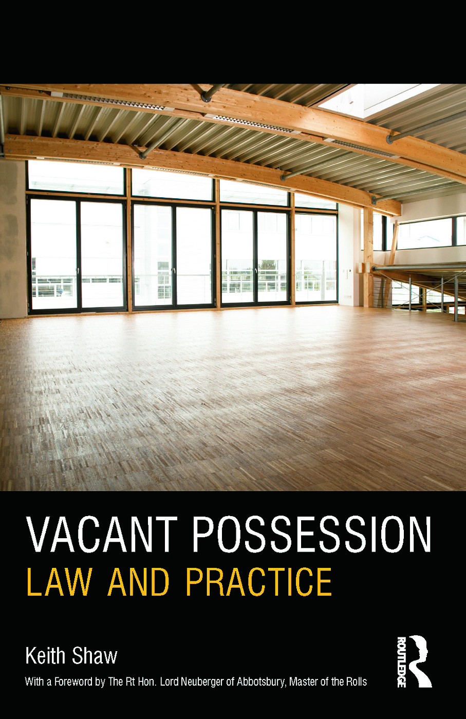 Vacant Possession: 1st Edition (Paperback) book cover