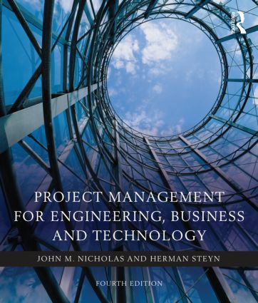 Project Management for Engineering, Business and Technology: 4th Edition (Paperback) book cover