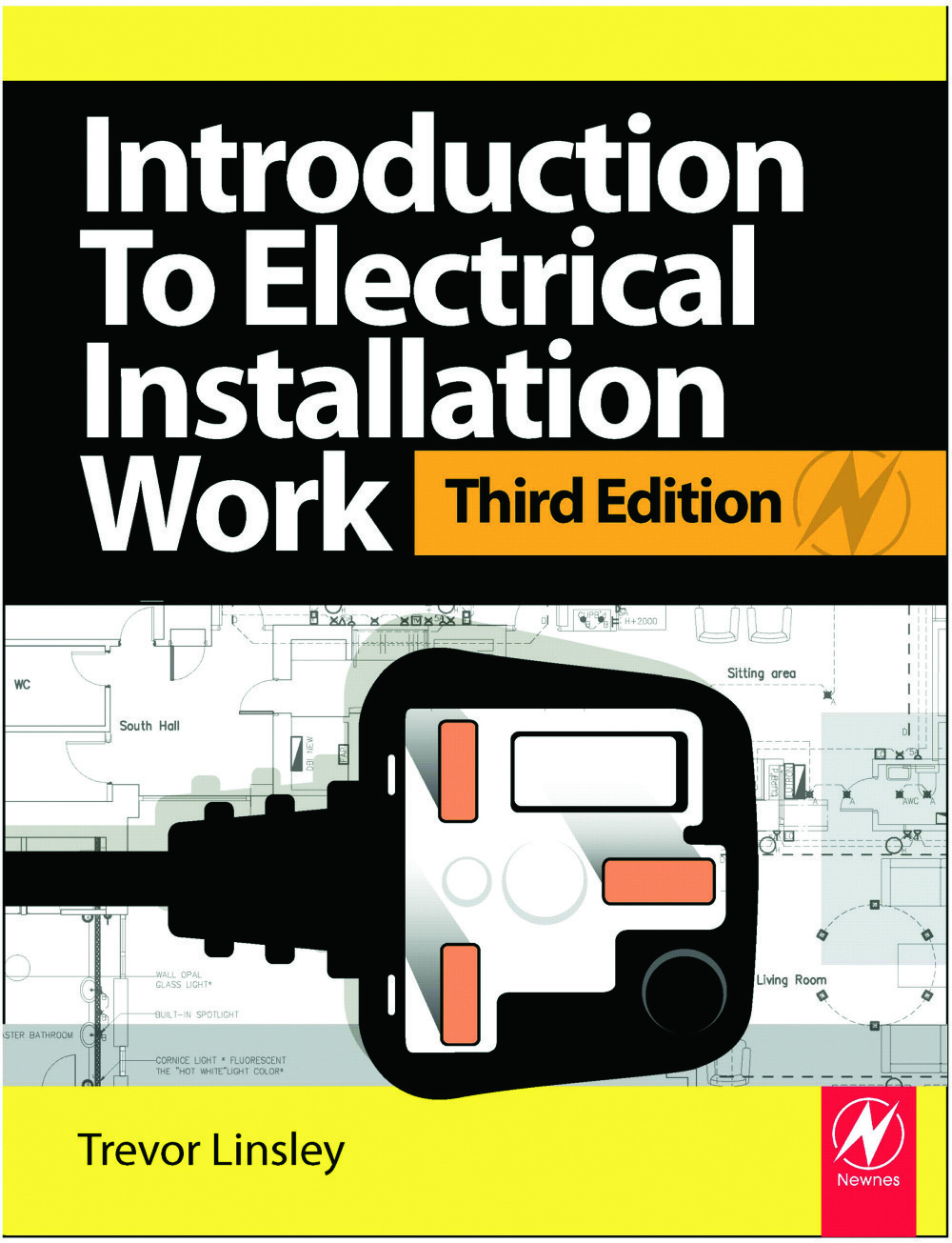 Introduction to Electrical Installation Work, 3rd ed: 3rd Edition (Paperback) book cover