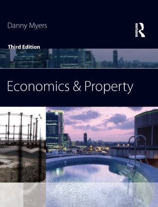 Economics and Property: 3rd Edition (Paperback) book cover