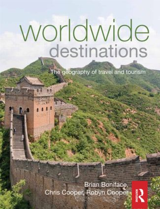 Worldwide Destinations: The geography of travel and tourism, 6th Edition (Paperback) book cover