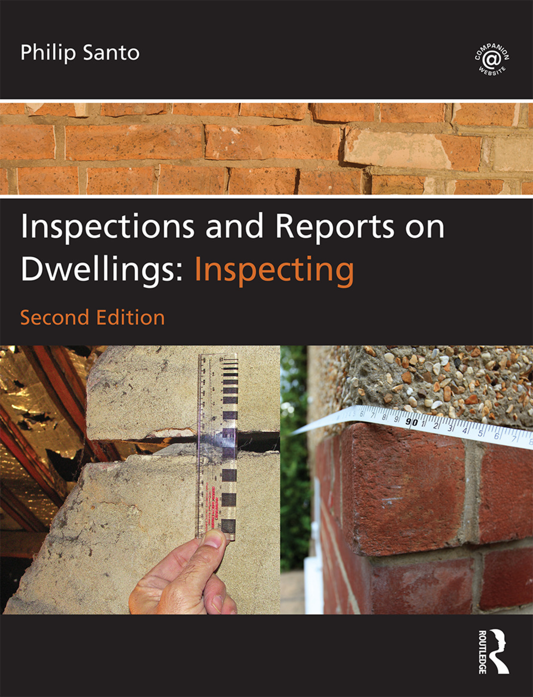 Inspections and Reports on Dwellings: Inspecting book cover