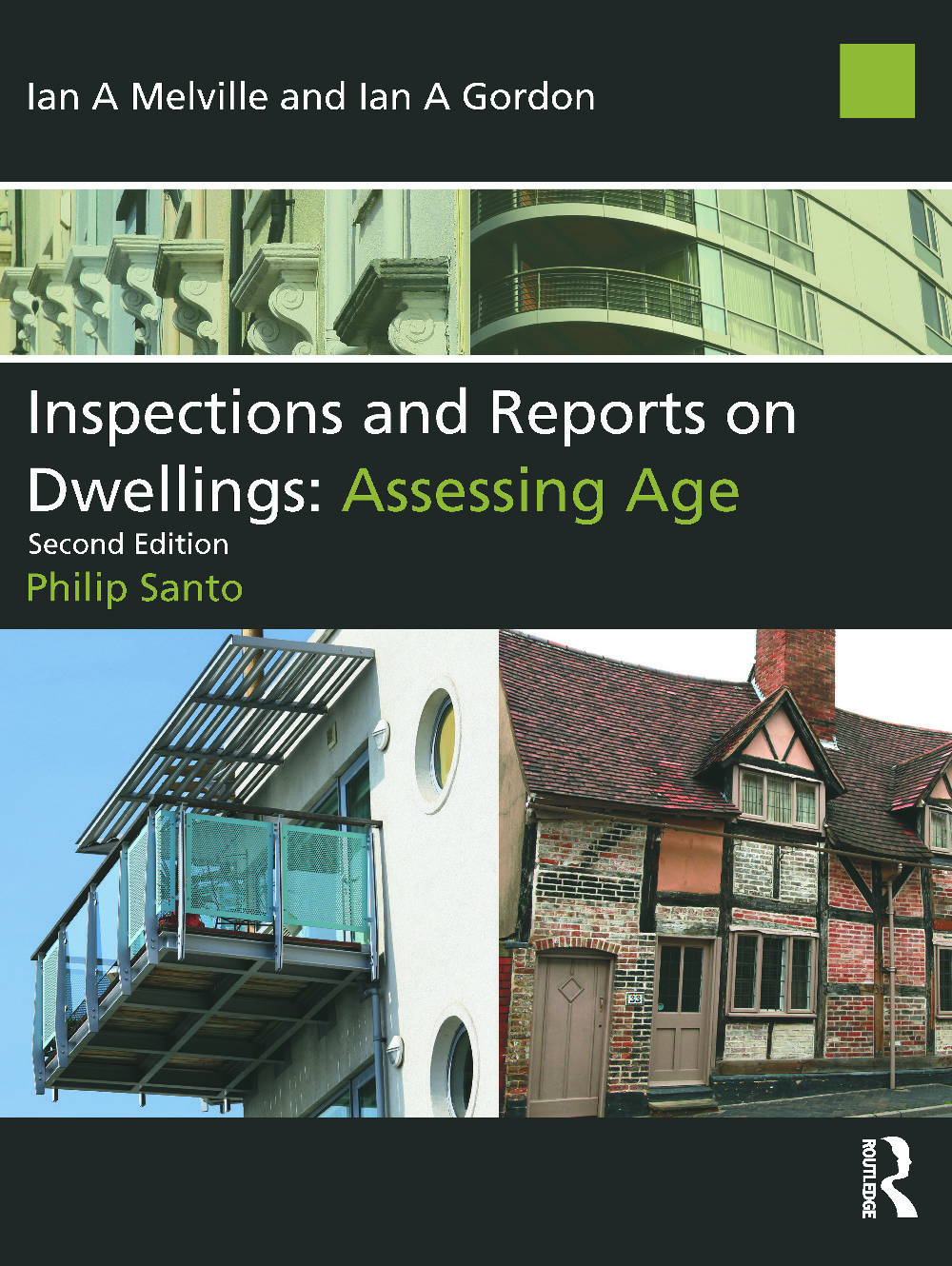 Inspections and Reports on Dwellings: Assessing Age, 2nd Edition (Paperback) book cover