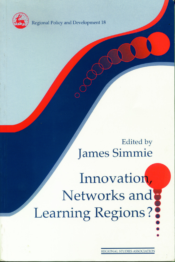 Innovation Networks and Learning Regions?: 1st Edition (Paperback) book cover