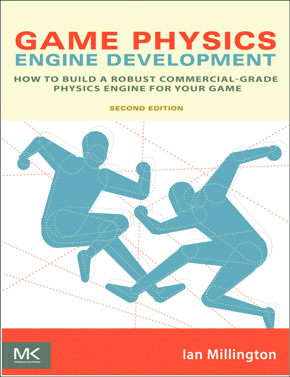 Game Physics Engine Development: How to Build a Robust Commercial-Grade Physics Engine for your Game, 2nd Edition (Paperback) book cover