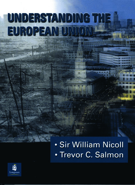 Understanding The European Union: 1st Edition (Paperback) book cover