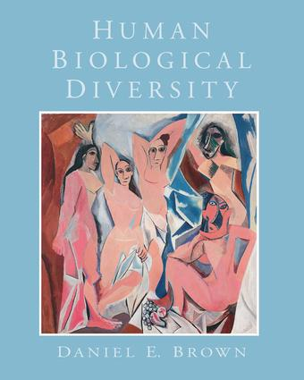 Human Biological Diversity: 1st Edition (Paperback) book cover