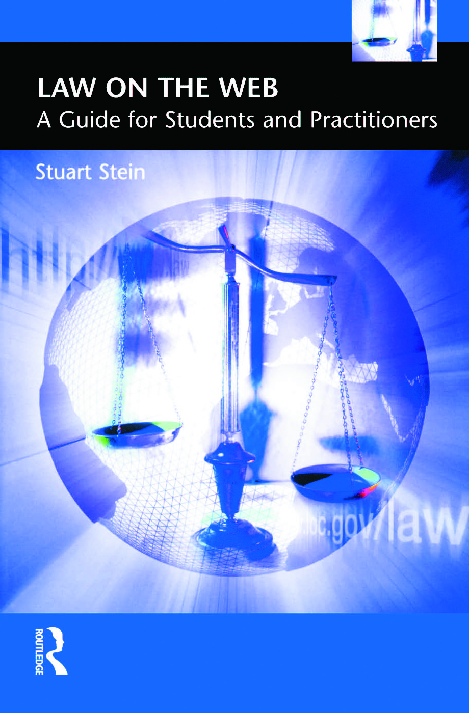 Law on the Web: A Guide for Students and Practitioners book cover
