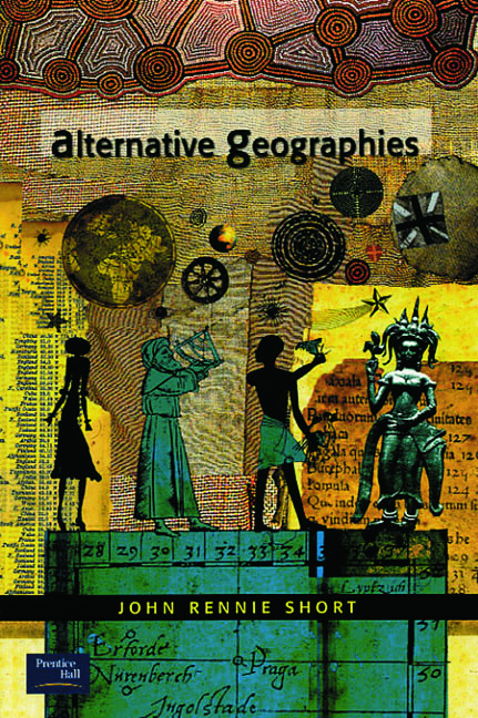 Alternative Geographies: 1st Edition (Paperback) book cover