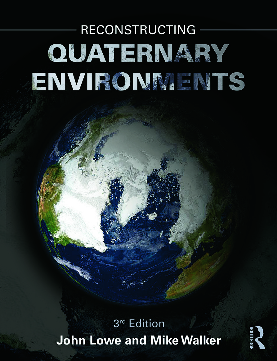 Reconstructing Quaternary Environments: 3rd Edition (Paperback) book cover