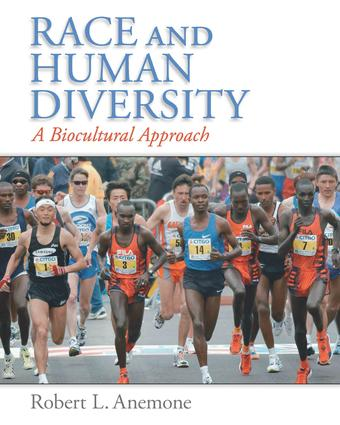 Race and Human Diversity: A Biocultural Approach, 1st Edition (Paperback) book cover
