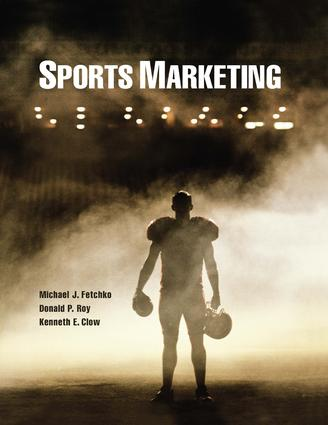 Sports Marketing (Paperback) book cover