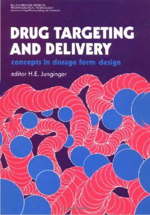 Drug Targeting And Delivery: Concepts In Dosage Form Design, 1st Edition (Hardback) book cover