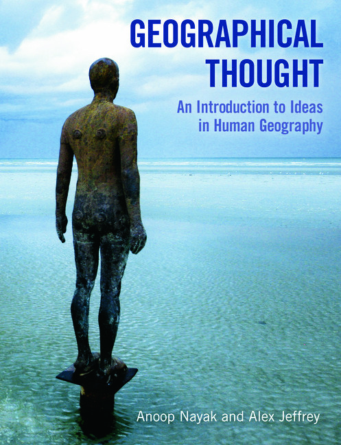 Geographical Thought: An Introduction to Ideas in Human Geography, 1st Edition (Paperback) book cover