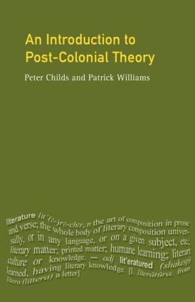 An Introduction To Post-Colonial Theory: 1st Edition (Paperback) book cover