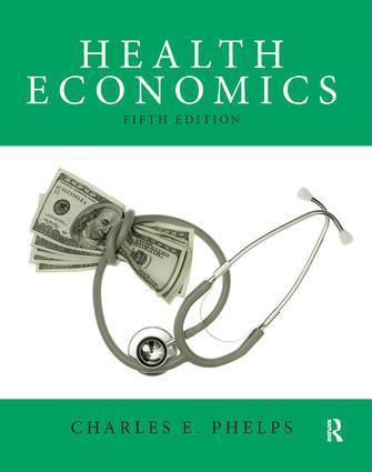 Health Economics (Hardback) book cover
