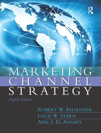 Marketing Channel Strategy (Paperback) book cover