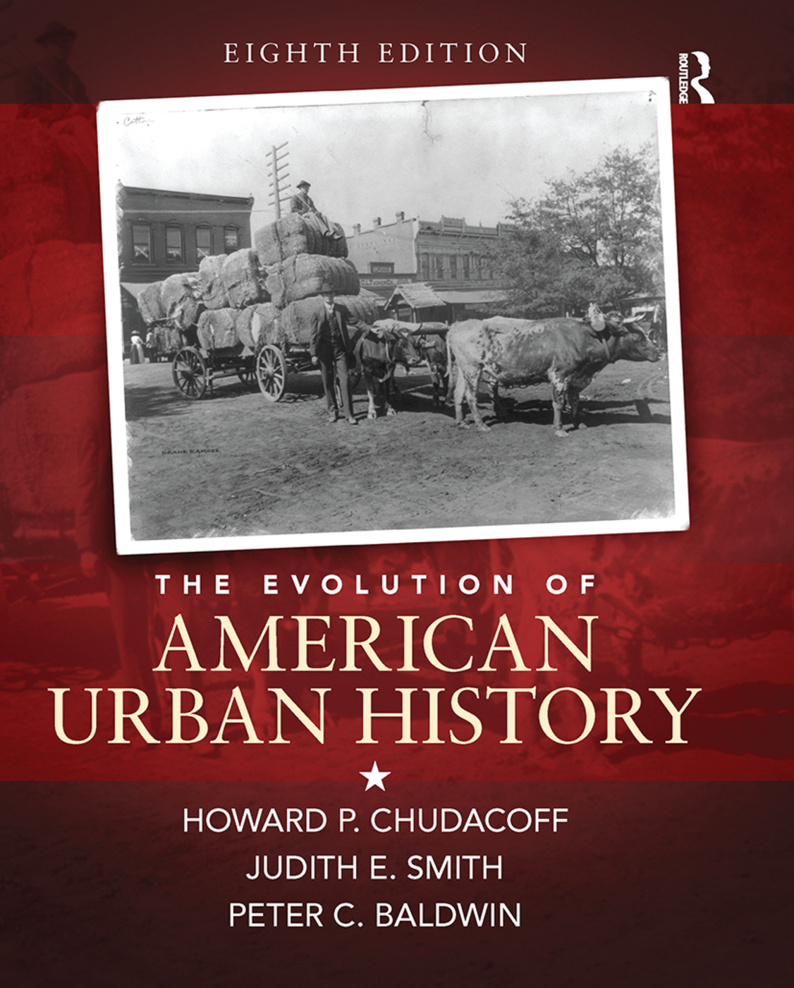 The Evolution of American Urban Society: 8th Edition (Paperback) book cover