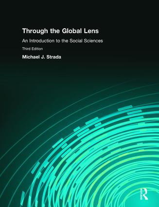 Through the Global Lens: An Introduction to Social Sciences, 3rd Edition (Paperback) book cover